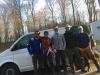Seks dygtige klatrere med lynhurtige solbriller. Sponsoreret af Christian Birch.
